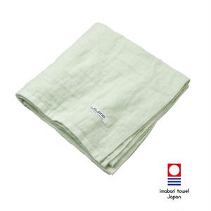 KuSu POP paletone 3重ガーゼバスタオル/グリーン
