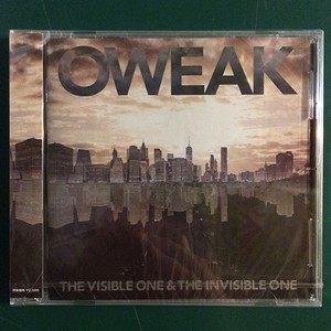 OWEAK / the visible one&the invisible one (CD)