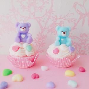 【SALE 】10%offくまのカップケーキ[2]