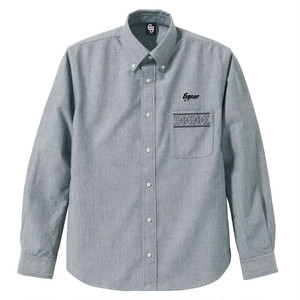 Bandana Oxford shirts [grey]