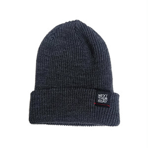 THURSDAY - NEXT BEANIE2 (Dark Grey)