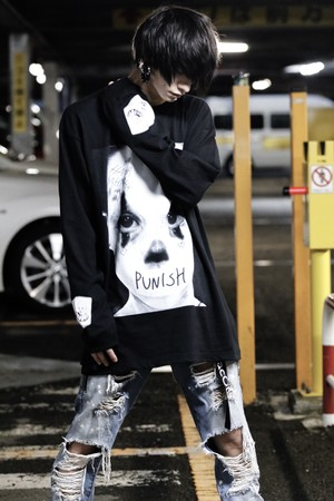 PUNISH long sleeve