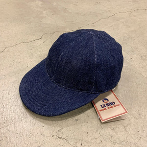 "Nigel Cabourn ""LYBRO"" / Mechanics Cap - SOFT DENIM"