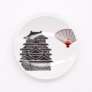 【限定1点 アウトレット品】波佐見焼 ニッポン 手塩皿(シロ) 253875 豆豆市135