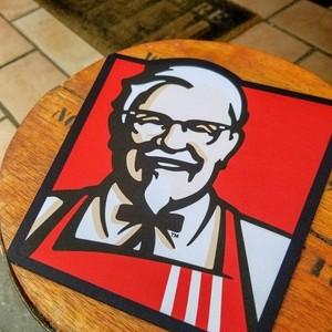 U.S KFC ケンタッキー マウスパッド made in USA