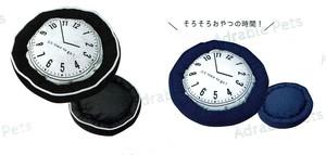 インスタ映えするペットベッド 時計