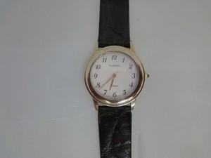 ORIENTオリエント FUERZAフェルサ 硬質合金 紳士用腕時計 クォーツ