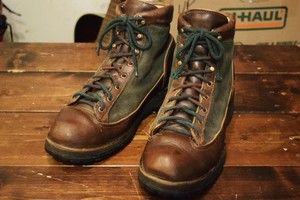 USED Danner EXPLORER Boots vintage 90s made in USA B0333