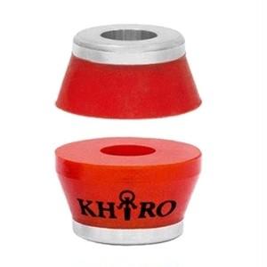 KHIRO / ALMI INSERT BUSH / MED SOFT / 90A / RED / ブッシュゴム