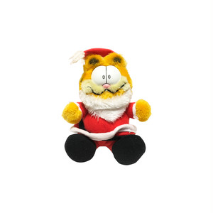 Garfield Santa Claus Plush Toy