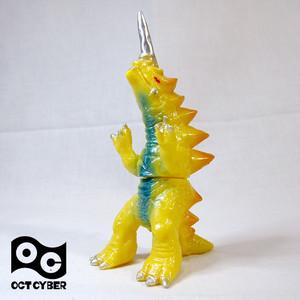 巨角怪獣 ドレードン(黄色1号)