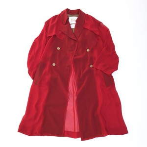 Air Trench Coat/RED