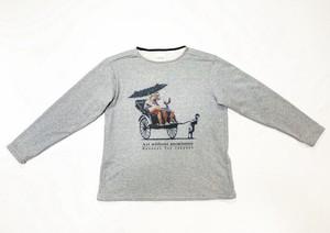 19AWコットン100%ボートネックスウェット / Cotton 100% boat neck sweatshirts