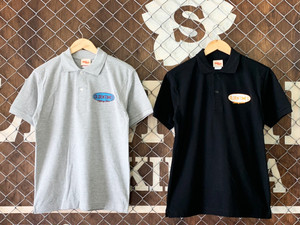 【新作/2色展開】CIRCLE LOGO POLO SHIRT