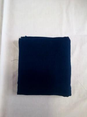 生地 ダブルガーゼ 濃紺