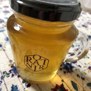 【セレクト】国産純粋非加熱 プレミアム蜂蜜 桜 140g