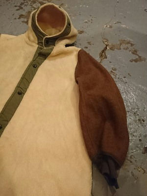 "40s ""US ARMY M-47 PILE LINER"" size L"
