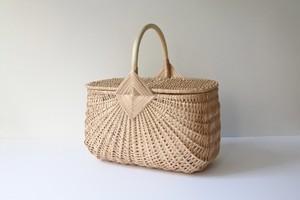 willow basket / 柳のかご