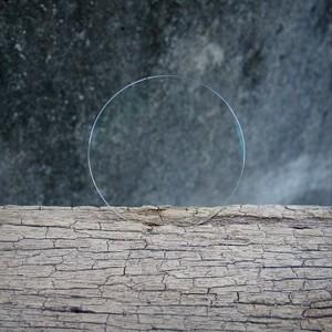 《度なし》ダテメガネ用レンズ(撥水・ハードマルチコート付き)