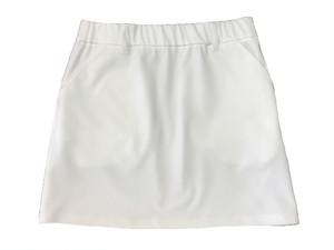 ゴルフプロ監修 無地レディーススカート【日本製】18024