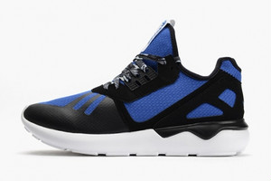 (アディダス オリジナルス) adidas Originals B25953 TUBULAR RUNNER チューブラー ランナー BLUE×BLACK×WHITE