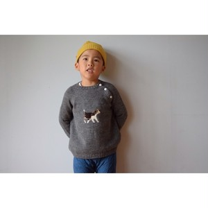 Oruro Kids 715-0001-DO Alpaca Animal Crew DOG