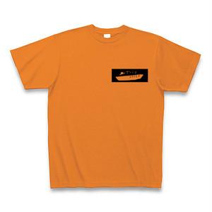 オリジナルTシャツ オレンジ ミニロゴVer2【送料込み】