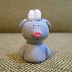 どろ人形  /  おにぎり乗せイベリコ (YB-011)