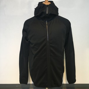 G-STAR RAW  STRETT SLIM HOODED ZIP THRU SW