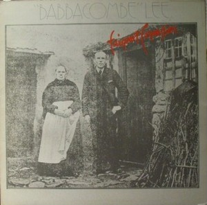 【LP】FAIRPORT CONVENTION/Babbacombe Lee