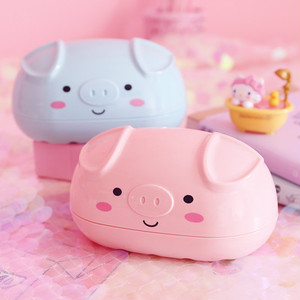 石鹸入れ 豚 可愛い インテリア 人気 3色 特価