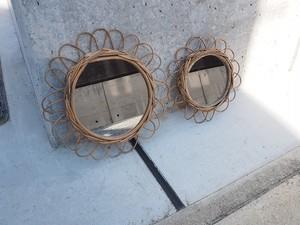 ararog flower mirror(S)