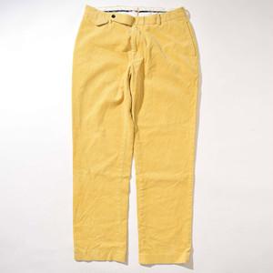 【W36】Polo Ralph Lauren ポロラルフローレン Corduroy Pants コーデュロイパンツ YLW イエロー 36×34 400612191215