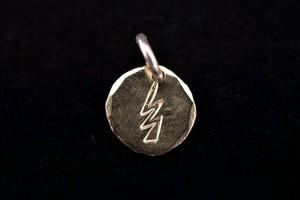 18k Light thunder metal