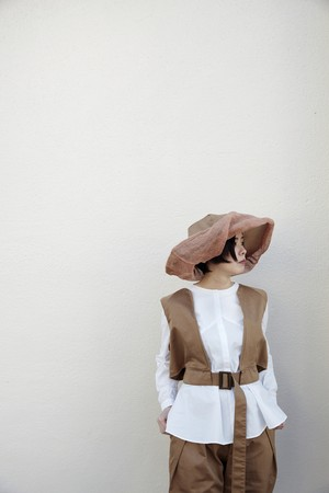 Bee Keeper's Hat / E19AW-BD-AC01