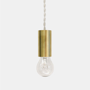 千 sen STILL Pendant Lamp Brass(真鍮色)