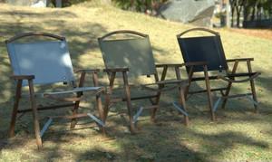 ENVY wood folding chair Jスペック (ウォルナット×シャイニーブラック)