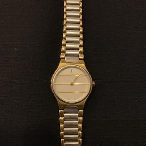 """YSL """"Metal"""" Vintage Watch"""
