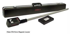 Fisher FX-3磁性探知機