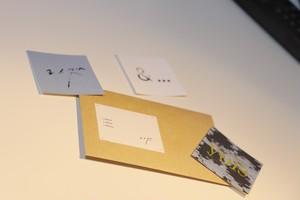 アンドロイド / サイレン mini sticker set