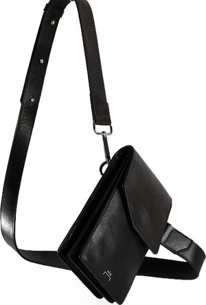 A-COLD-WALL* / LEATHER CROSS-BODY BAG