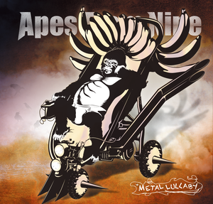 Apes From Nine 1st Album「METAL LULLABY」(予約販売)