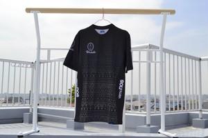 アステカブラックプラクティスシャツ WLS101013