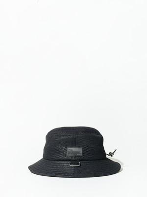 Allege Mesh Bucket Hat Black AL20S-AC02