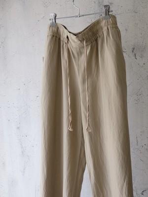 relaxing linen easy pants