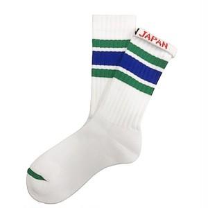 """""""NEW SKATER -家族- """" Socks"""