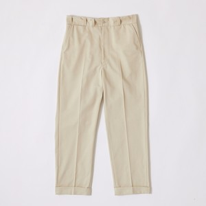 【FILL THE BILL】《MENS》WORK TAPERED PANTS - IVORY