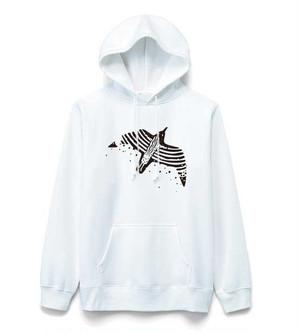 Waver hoodie _ 波よせて