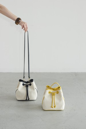 NULLE PART drawstring bag