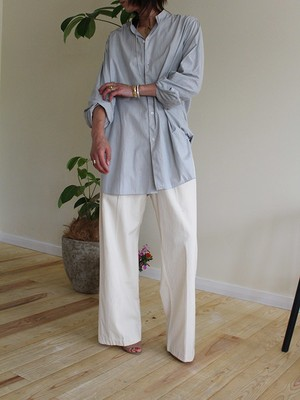 1920s cotton shirt